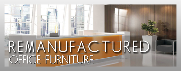 MFC Remanufactured Office Furniture